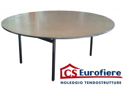 Tavolo Rettangolare C S Eurofiere