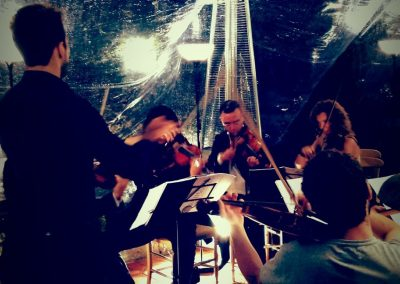 Concerto Sotto Gazebo