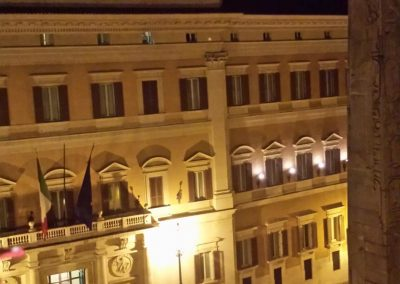 Vista Montecitorio