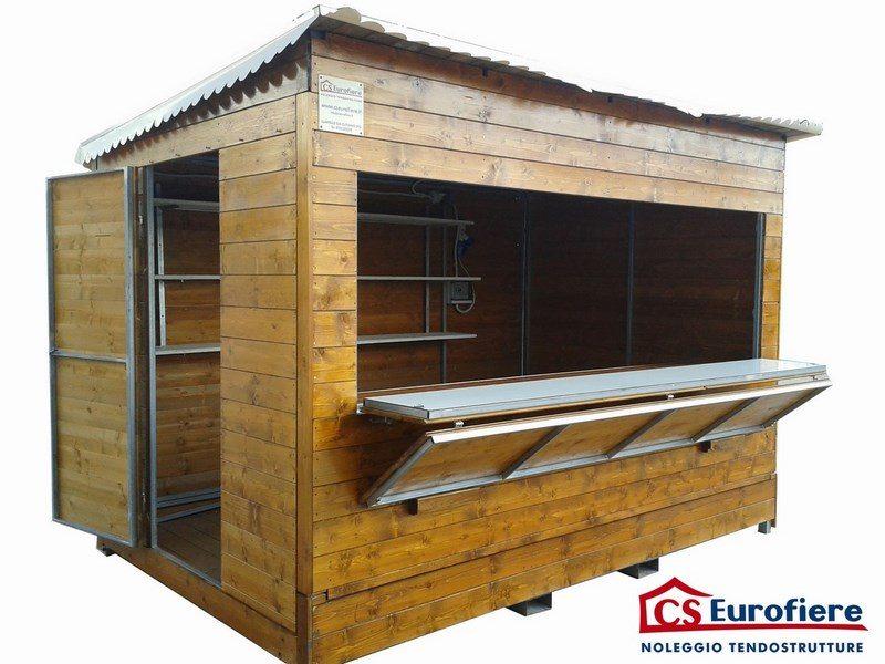 Casetta prefabbricata piccola c s eurofiere for Piccola casetta in legno