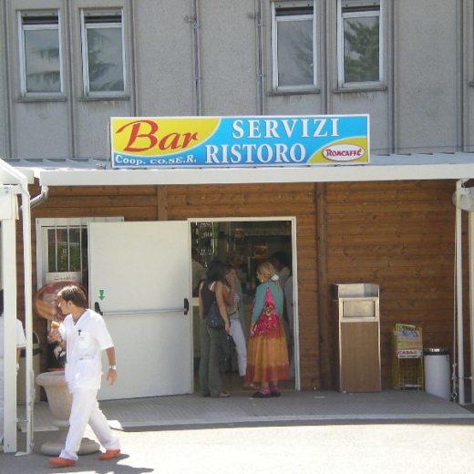 Prefabbricato Bar