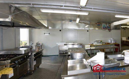 Locale Cucina Prefabbricato