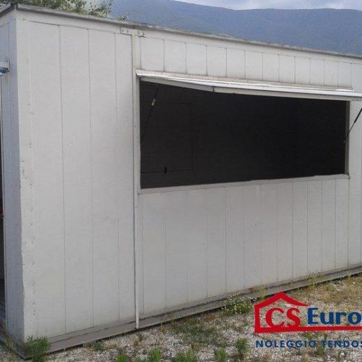 Locale Container Prefabbricato Magazzino