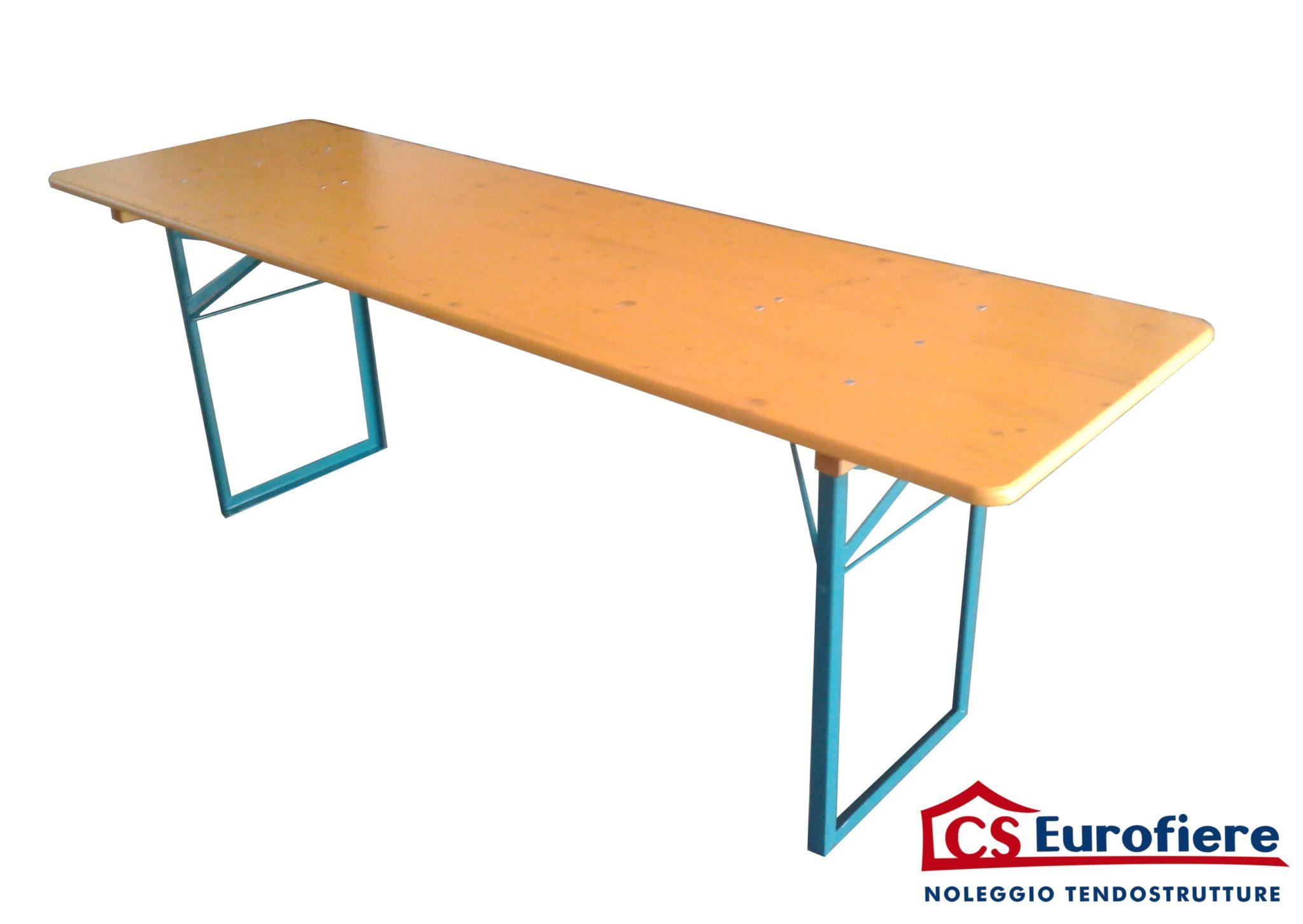 Tavolo Modello Birreria C S Eurofiere