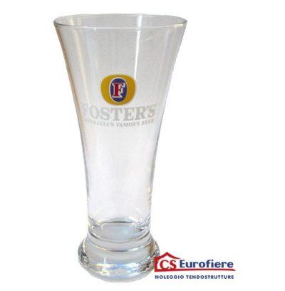 Bicchiere birra Foster
