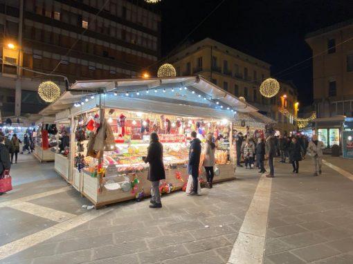 Mercatino di Natale Arezzo 2019