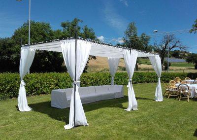 Velario Tenda Araba